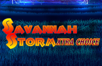 Savannah Storm Xtra Choice